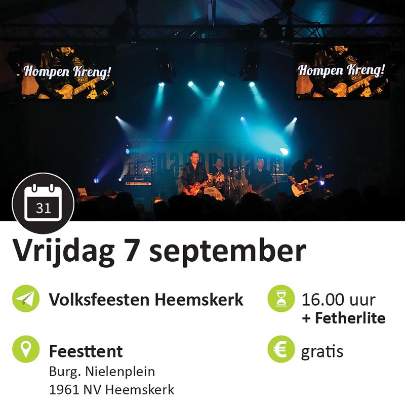 agenda 7 september