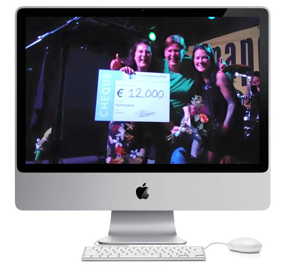 iMac scherm Kanz