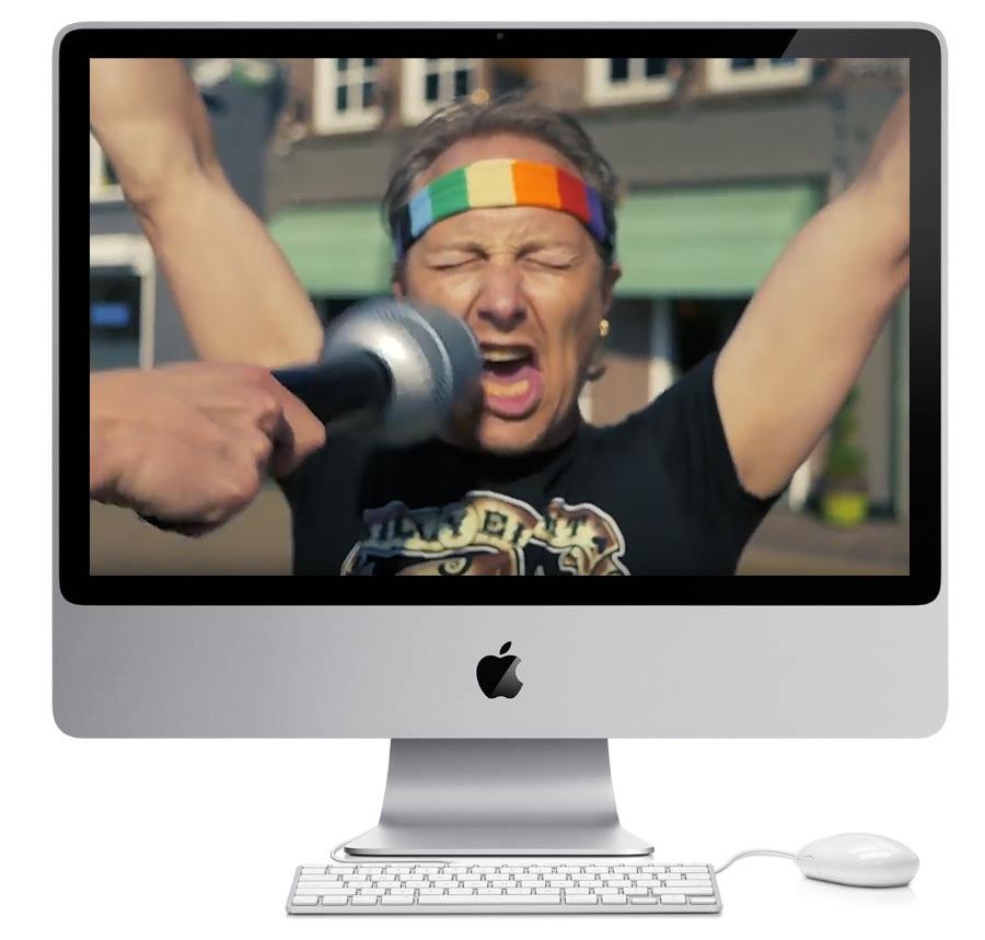 iMac scherm deunen