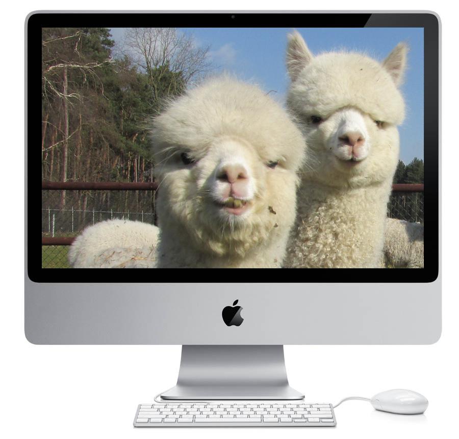 iMac scgerm deunen 2
