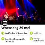 Paper Plane agenda Meifestival Wijk aan Zee